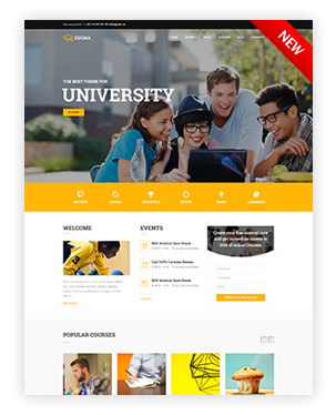 Education WordPress Theme - Education WP