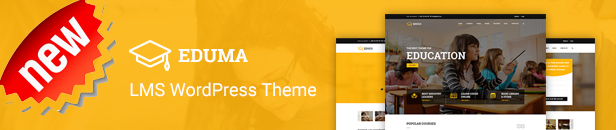 Education WP - LMS WordPress Theme