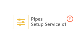 Pipes Setup Service x 01