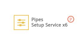 Pipes Setup Service x 06