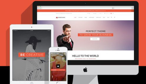 Review: Montana – Fantastic Responsive Multipurpose WordPress Theme