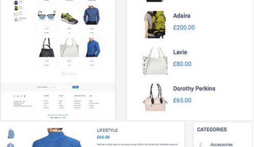 Flyshop- Fashion Store WooCommerce WP Theme