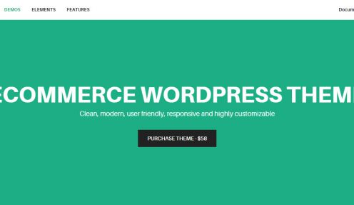 Adot – A Powerful Multipurpose eCommerce WordPress Theme