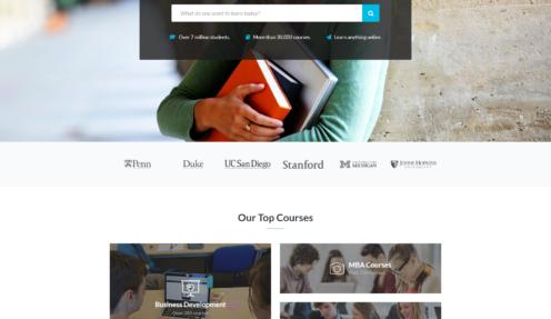 Education LMS WordPress Theme – eLearning WP