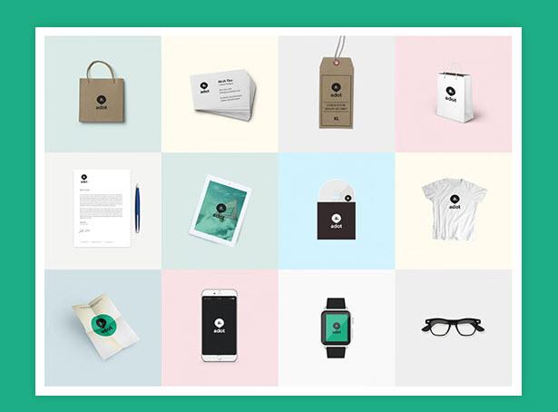 High design quality of Adot eCommerce wordpress theme