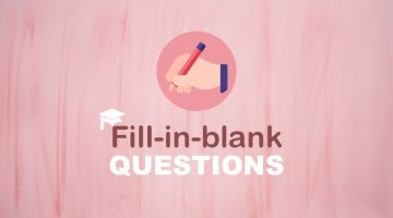 LearnPress – Fill-in-blank Question
