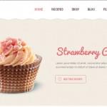Yummy Bakery & Cake WordPress Theme – Cake Art