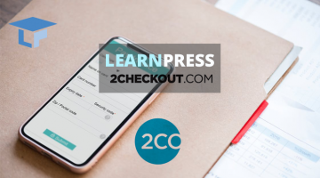 2Checkout add-on for LearnPress