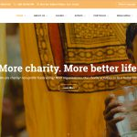 Charity WordPress theme – Charity WP