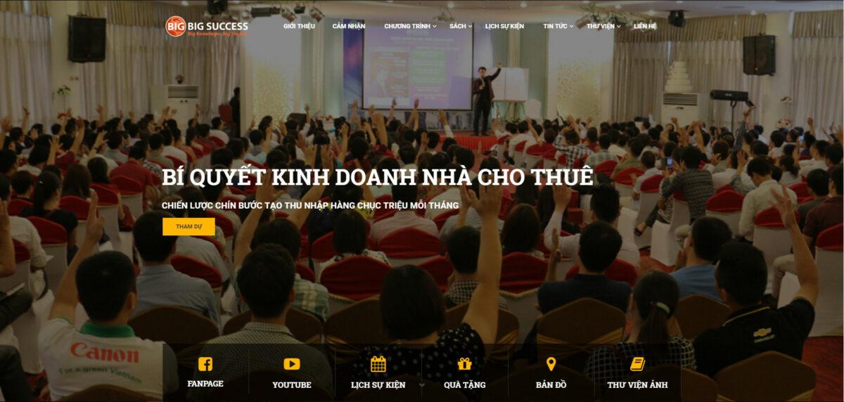 Education WordPress theme - Education WP user - Bigsuccess