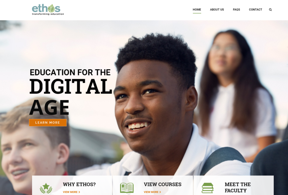 Ethos transforming education