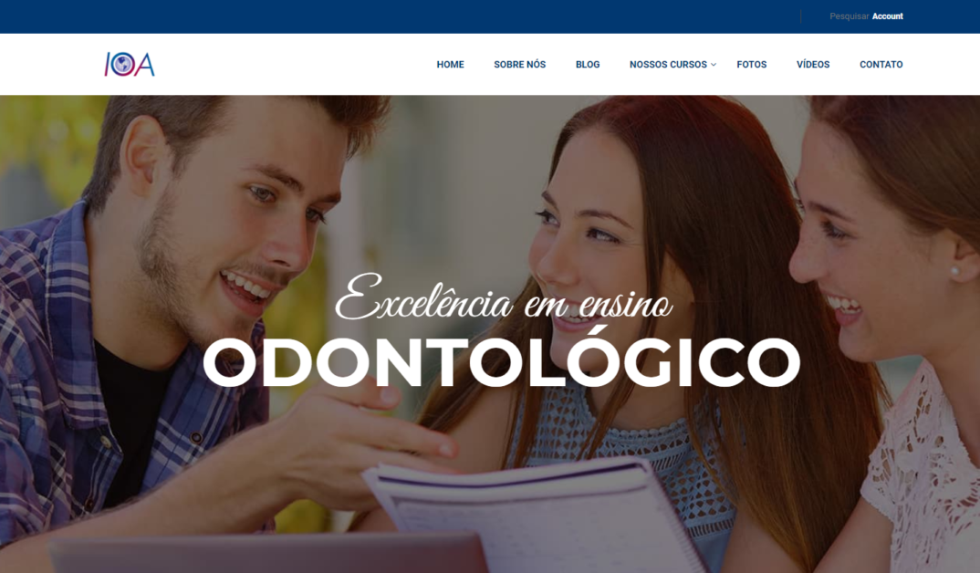 IOA Joinville – Instituto Odontológico das Américas