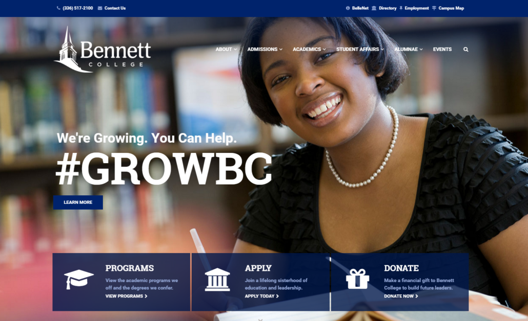 Bennett College - Education for your future