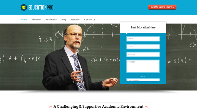 education-pro-wp-theme