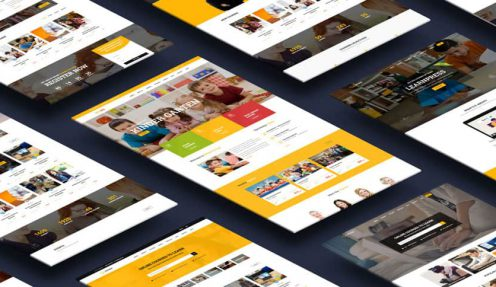 9 Best Education WordPress themes powered by LearnPress LMS