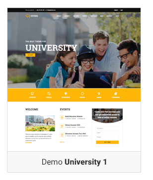 Education WordPress theme - Demo university 1  Download Education WordPress Theme | Education WP nulled Education WordPress theme Demo University 1