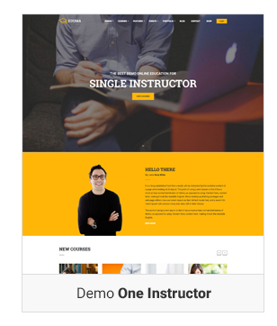 Education WordPress theme - Demo one instructor  Download Education WordPress Theme | Education WP nulled Education WordPress theme Demo one instructor