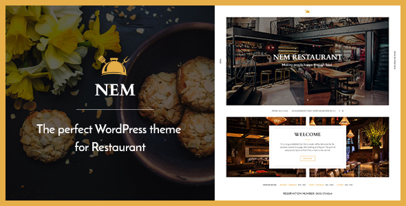 nem-wordpress-restaurant-theme
