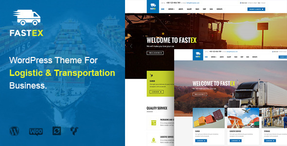 fastex-logistic-transportation-wordpress-theme