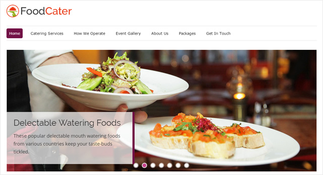 food-caters-wp-theme