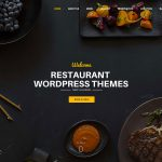Best Modern Luxury WordPress Themes for Restaurants, Cafe, Bar and reservation