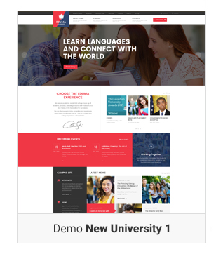 Education WordPress theme - New Demo University 1  Download Education WordPress Theme | Education WP nulled demo