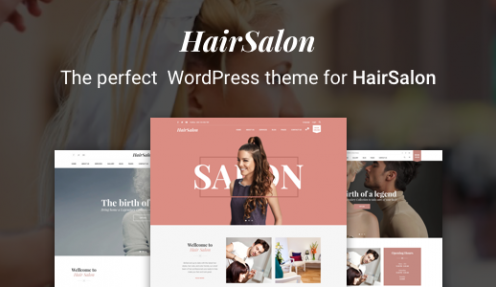 Beauty & Hair salon WordPress Theme Review – The Trustworthy Assistant Of Your Site