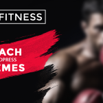 Best Gym Fitness and Health Coach WordPress Theme 2017