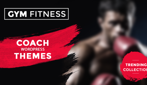 Best Gym Fitness and Health Coach WordPress Theme 2018