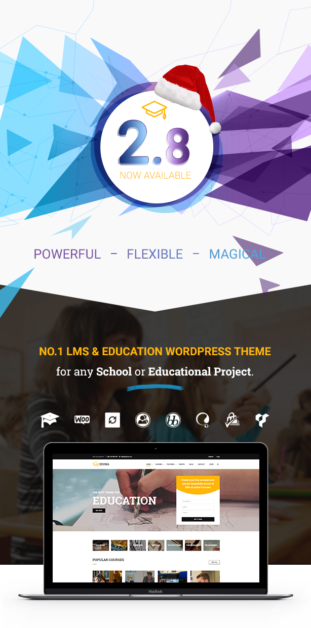 Best Education WordPress theme