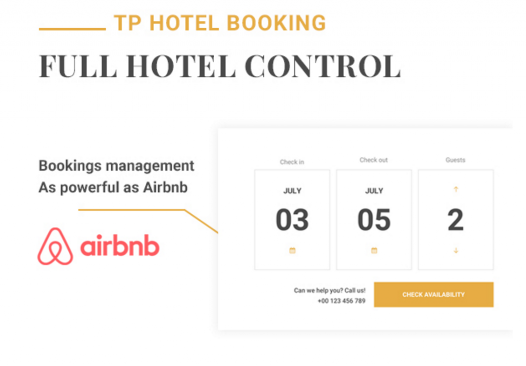 HotelWP-Booking-Airbnb