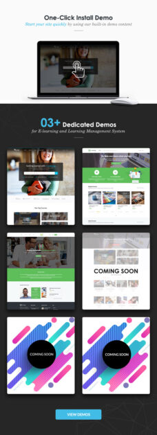 LMS WordPress Theme - eLearning WP by ThimPress | ThemeForest