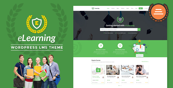 LMS-WordPress-theme-elearning