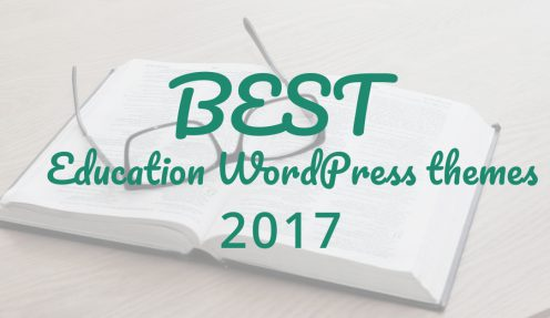 Best education – LMS WordPress theme 2017