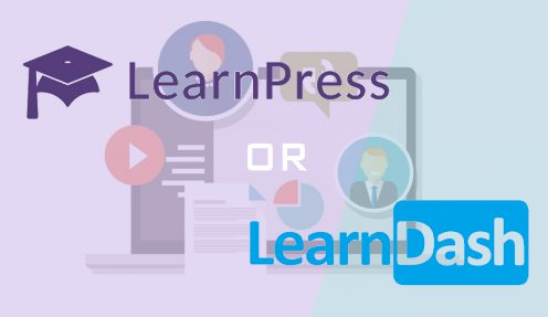 WHICH PLUGIN SHOULD YOU CHOOSE FOR YOUR LMS: LEARNPRESS OR LEARNDASH?