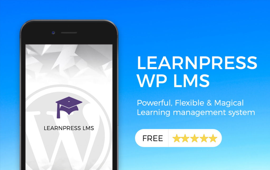 LearnPress - the best WordPress LMS