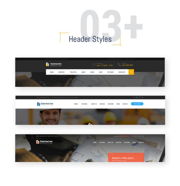 03 header designs