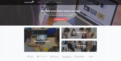 AcademyLMS: The next generation of Education WordPress Theme