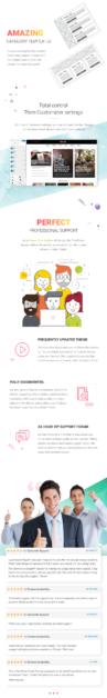 Amazing category templates magazette - magazine & blog wordpress theme (news / editorial) Magazette – Magazine & Blog WordPress Theme (News / Editorial) 8 amazing category template
