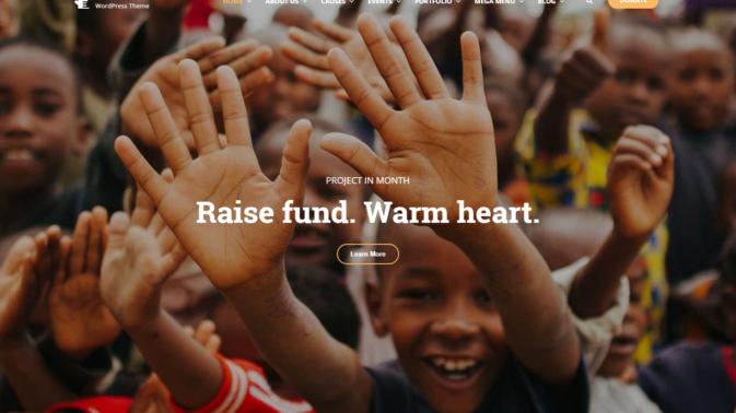 Charity WP
