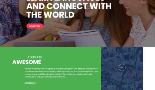 Stanford – Elearning College University WordPress Theme