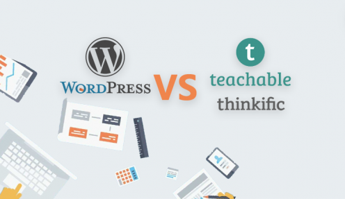 Teachable vs WordPress: Which should I use to create and sell online courses?