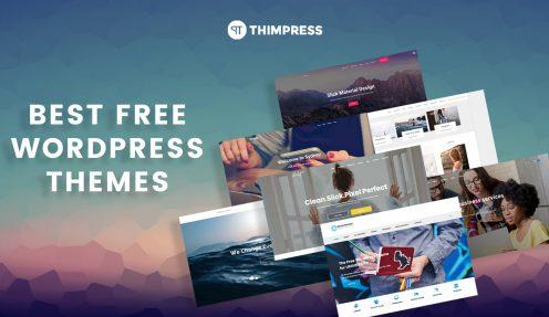 Best Free WordPress Themes 2018