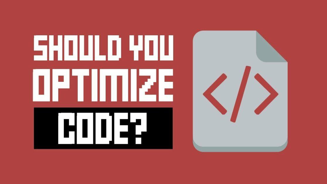 optimize code