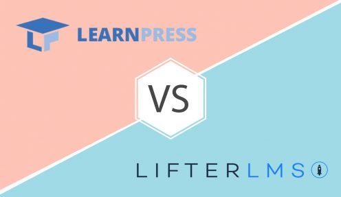 LearnPress vs Lifter LMS (October 2018): WordPress LMS Plugins Comparison