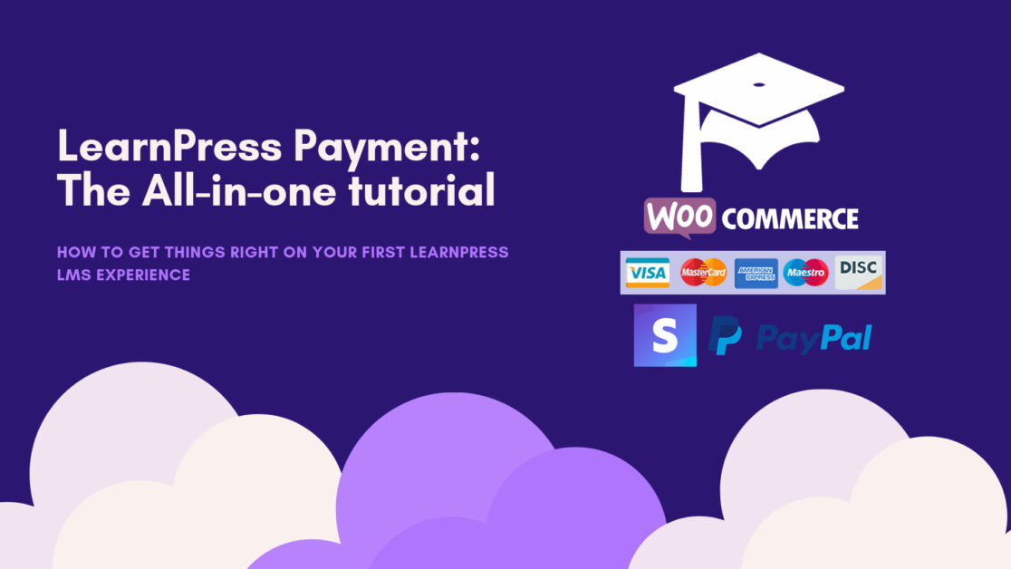LearnPress Payment Settings: The All-in-one tutorial
