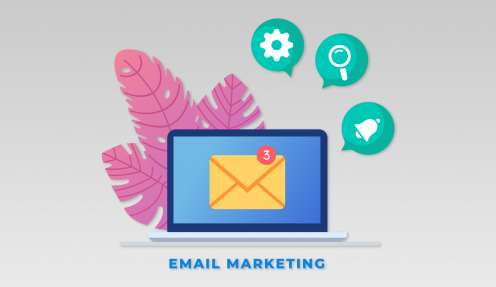 How to promote and sell Online Courses with Email Marketing campaign