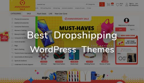10 Best Dropshipping WordPress Themes For Dropshipping Business