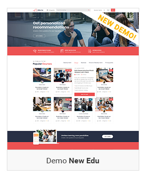 edume - udemy wordpress theme