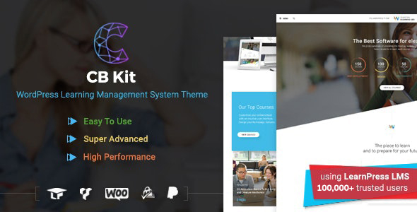 wordpress lms course builder kit